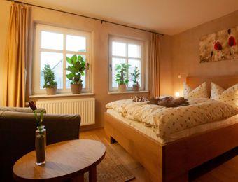 Zimmer im Bio-Gästehaus - Fastenhof Behm