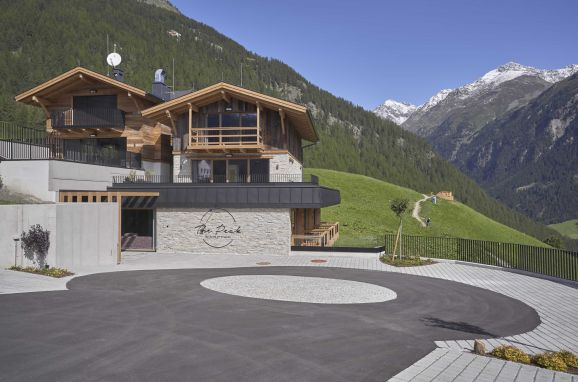 Sommer, Jagd Chalet  in Sölden, Tirol, Tirol, Österreich