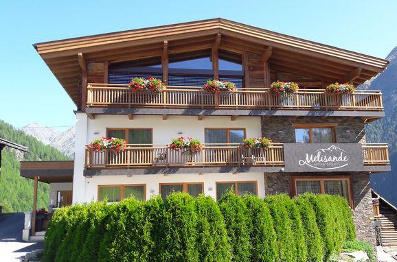 Appartement Rettenbach 1, Sommer