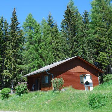 Langhans Hütte 2, Sommer