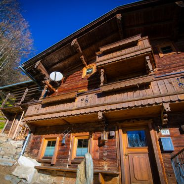 Sommer, Chalet Zellberg, Zellberg, Tirol, Tirol, Österreich