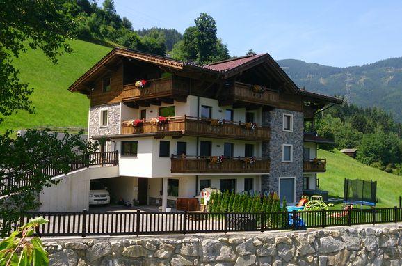 Sommer, Gipfelwind Appartement in Kaltenbach im Zillertal, Tirol, Tirol, Österreich