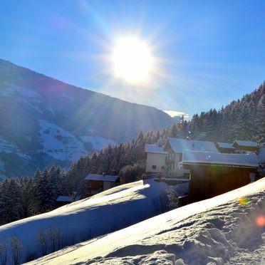 Winter, WALDHÜTTE in Kaltenbach im Zillertal, Tirol, Tirol, Österreich