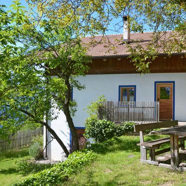 Sommer, Kohlstatt Hütte in Vöran, Trentino-Südtirol, Trentino-Südtirol, Italien