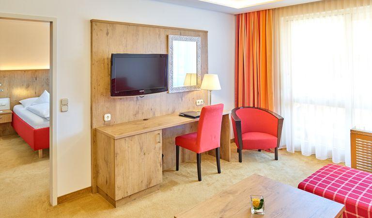 Familien Suite 84 m²