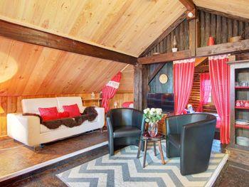 Holzfäller Hütte - Elsass - Frankreich