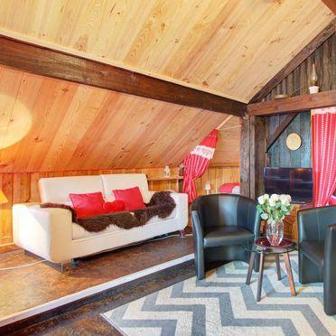 Living area, Holzfäller Hütte in La Rosiere - Vogesen, Vogesen, Alsace, FRANCE