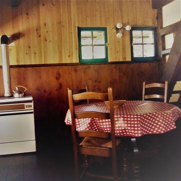 Esszimmer, Stöckle in La Rosiere - Vogesen, Vogesen, Elsass, Frankreich