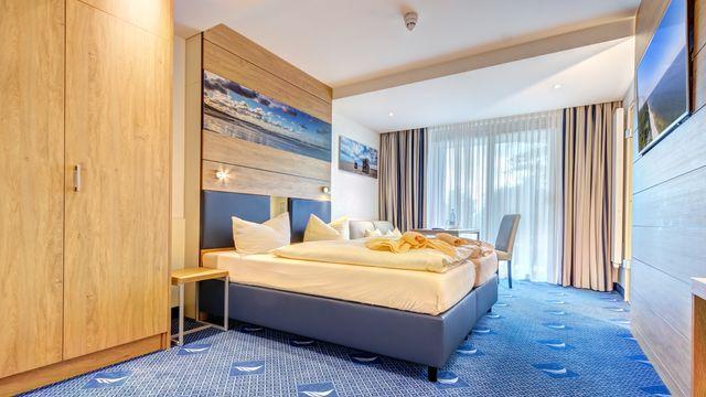 1 Raum Apartment behindertenfreundlich Balkon/Terrasse
