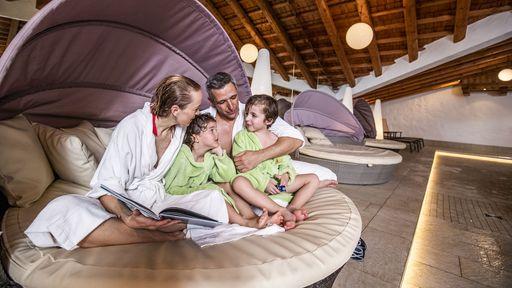 Im Familotel Bayrischzell finden Sie eine Oase der Ruhe und Entspannung.