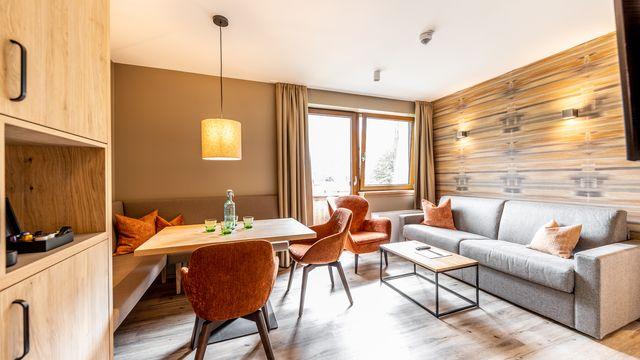 Suite »Spitzingsee« | 50 qm - 3-Raum