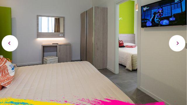 Family-Room mit 26 bis 28 m²