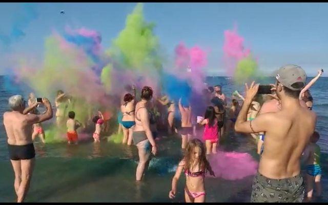 Farbexplosion - Color Explosion