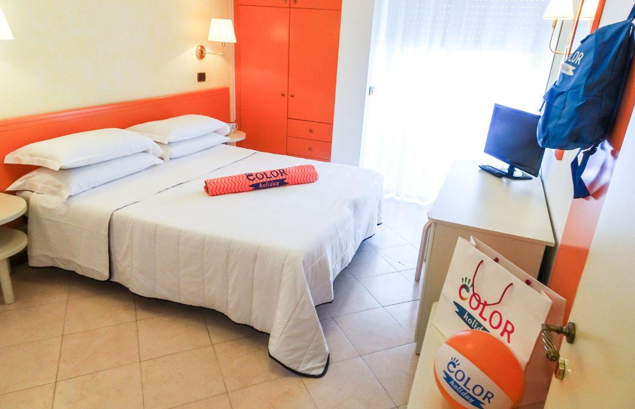 Zimmer Color Orange