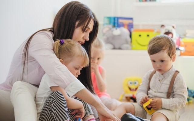 Kinderbetreuung bereits ab 6 Monaten