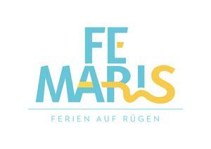 """Ferienwohnung """"Am Strand"""" - Logo"""