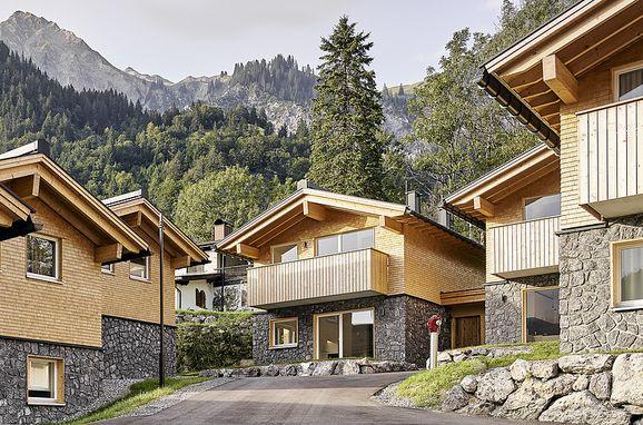 Sommer, Chalet am Arlberg I in Wald am Arlberg, , Vorarlberg, Österreich