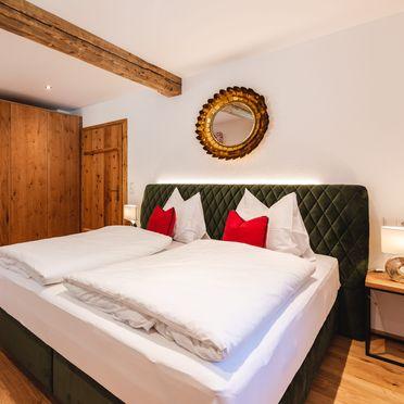 Schlafzimmer, Chalet App. Plainstöckl B in Bergheim, , Salzburg, Österreich