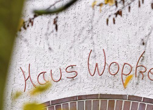 Haus Wopke, Borkum, Bassa Sassonia, Germania (1/14)