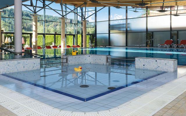 BIO HOTEL Bruggerhof: Schwimmbad