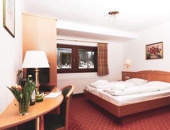 Camera doppia standard per 2 - Bruggerhof – Camping, Restaurant, Hotel