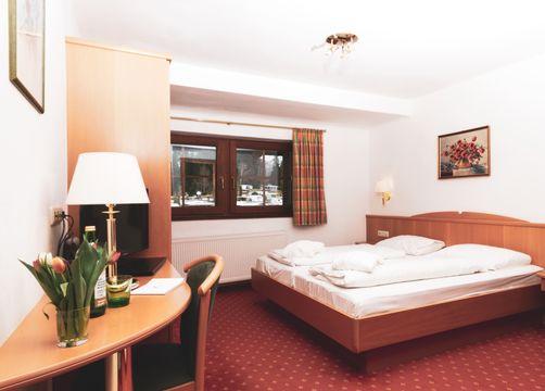 Camera doppia standard per 2 (1/1) - Bruggerhof – Camping, Restaurant, Hotel