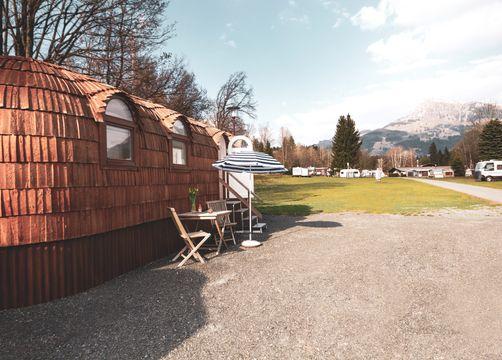 Famiglia Igluhut (4/5) - Bruggerhof – Camping, Restaurant, Hotel