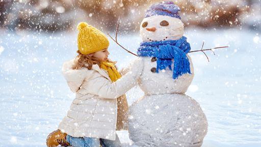 Schneemann bauen, Winterspaziergänge oder Entspannung pur nach dem Saunagang.