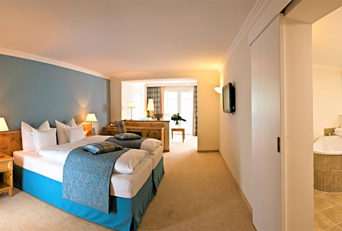 Achensee Family Suite - Entners am See ****s in Pertisau