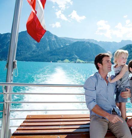 Familien-Auszeit am See