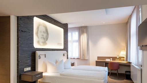 SEETELHOTEL Strandhotel Atlantic - Zimmerbeispiel