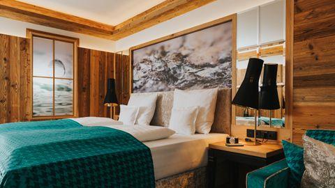 Wappen comfort double room