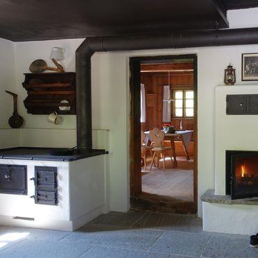 Holzofenherd/Kamin, Lacknerbrunn ASTL-Alm, Mayrhofen, Tirol, Tirol, Österreich