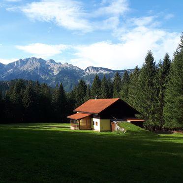 Aussicht, Schlaghäusl in Lungötz, Annaberg-Lungötz, Salzburg, Österreich