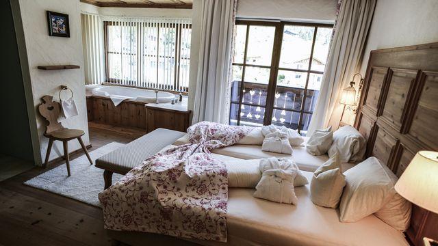 Familien-Zirben-Suite | ab 70 qm 3-Raum