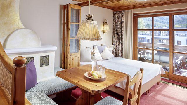 Familienzimmer Zugspitze | ab 35 qm - 1-Raum