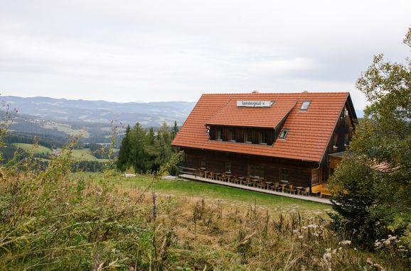 Summer, Gamsberg Hütte, Pack, Styria , Austria
