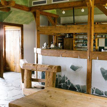 Wohnstube, Gamsberg Hütte, Pack, Steiermark, Österreich