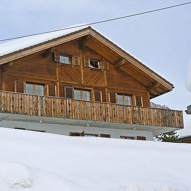 Außen Winter 32, Chalet Arche, Ovronnaz, Wallis, Wallis, Schweiz