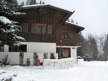 Chalet Wühre im Silbertal - Vorarlberg - Austria
