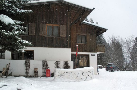 Outside Winter 1 - Main Image, Chalet Wühre im Silbertal, Silbertal, Montafon, Vorarlberg, Austria