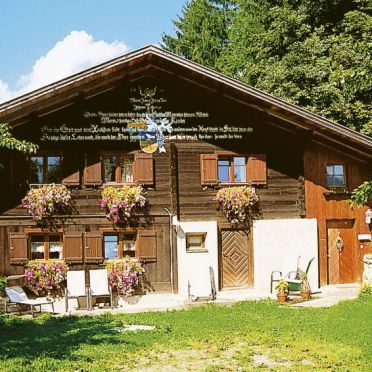 Outside Summer 1 - Main Image, Chalet Mesa im Montafon, Tschagguns, Montafon, Vorarlberg, Austria