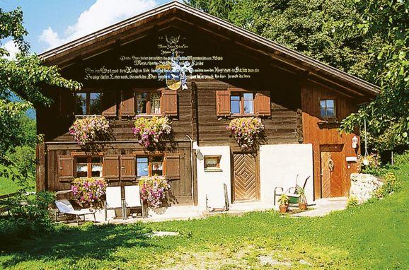 Außen Sommer 1 - Hauptbild, Chalet Mesa im Montafon, Tschagguns, Montafon, Vorarlberg, Österreich