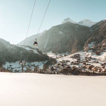 Outside Winter 30, Chalet Montafonblick, Sankt Gallenkirch, Montafon, Vorarlberg, Austria