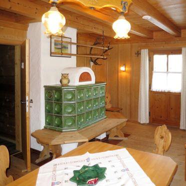 Innen Sommer 4, Ferienhütte Marianne in Oberbayern, Reit im Winkl, Oberbayern, Bayern, Deutschland
