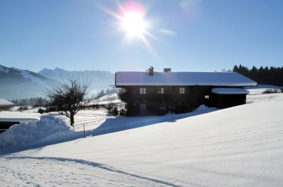 Outside Winter 16 - Main Image, Ferienhütte Marianne in Oberbayern, Reit im Winkl, Oberbayern, Bavaria, Germany