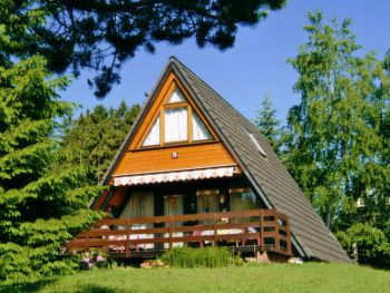 Ferienhütte Tennenbronn im Schwarzwald - Baden-Württemberg - Deutschland
