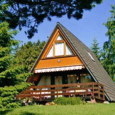 Außen Sommer 1 - Hauptbild, Ferienhütte Tennenbronn im Schwarzwald, Tennenbronn, Schwarzwald, Baden-Württemberg, Deutschland
