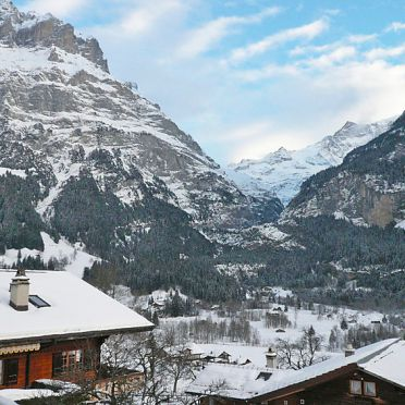 Outside Winter 34, Familienchalet Ahornen, Grindelwald, Berner Oberland, Berne, Switzerland