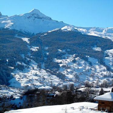 Innen Winter 40, Familienchalet Ahornen, Grindelwald, Berner Oberland, Bern, Schweiz